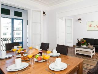 Classical Paseo de Gracia 5BR/2BA for 12 people - Barcelona vacation rentals