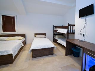 Niofra room 1 for 5 pax near the center - Novalja vacation rentals