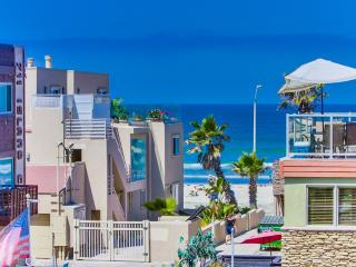 Panoramic **Ocean Views**, Rooftop Deck!!! - Mission Beach vacation rentals