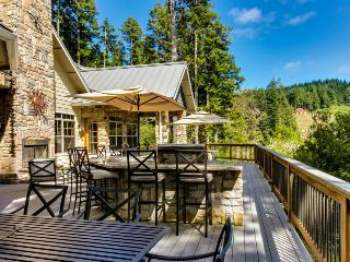 Blacks Arm Luxury Home with Boat House - Boat-Access Only - Lakeside vacation rentals