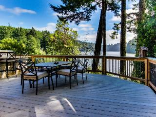 Blacks Arm Luxury Home - Boat-Access Only - Lakeside vacation rentals