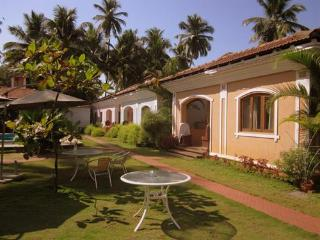 2 Bedroom Bungalow in Anjuna, Goa - Anjuna vacation rentals