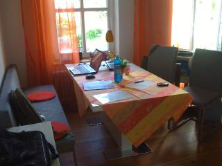 Vacation Apartment in Potsdam - 431 sqft, central, green oasis, new building value-based on monument… - Brandenburg vacation rentals