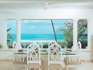 Barbados Villa 119 Balcony And Main Rooms Have Fabulous Views Directly Overlooking The Caribbean Sea. - Terres Basses vacation rentals