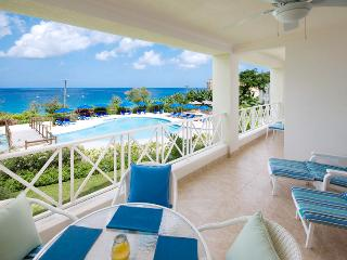 Barbados Villa 139 The Elevated Position Affords Views From The Apartment Of The Turquoise Waters Of The Bay. - Terres Basses vacation rentals