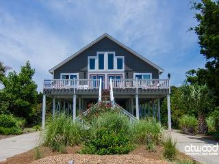 Brugger House - Ocean View, 4 Bedrooms + Loft - Edisto Beach vacation rentals