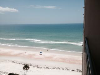 Cozy Fantastic Ocean View Condo - Daytona Beach Shores vacation rentals