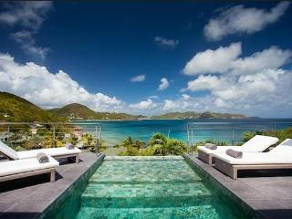 Located in the hillside offering breathtaking views WV AUS - Pointe Milou vacation rentals
