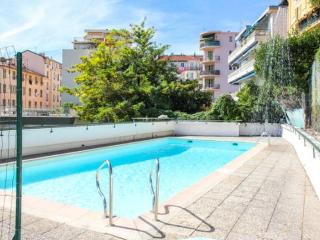 LG  Studio Terrace  WiFi Pool SNCF - Nice vacation rentals