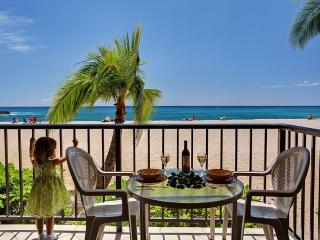 * * * Beachfront * * * 1st Floor Hawaiian Princess - Waianae vacation rentals