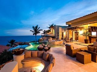6500 sq ft Casa Bella within exclusive community with heated infinity pool, great for entertaining - Baja California vacation rentals