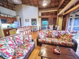 Privacy with Incredible Views - Sleeps 6 - Bay Islands Honduras vacation rentals