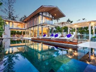 Beachfront Roxo 6 at Sava Villas, with saltwater pool, cook and maid service - Phang Nga Province vacation rentals