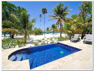 Beachfront Bliss - Sleeps 6 - Bay Islands Honduras vacation rentals