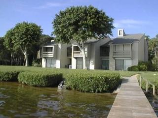 Waterfront, magnificent view!  Steps to Gulf! - Longboat Key vacation rentals