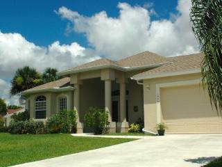 Villa Paradiso - Direct Gulf Access, Waterfront, P - North Fort Myers vacation rentals