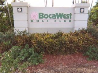 Boca West with golf course view in Palm Beach, FL - Boca Raton vacation rentals