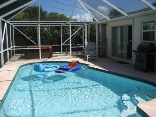 AVAIL SPR-SUMMR-5 min to BCH-3/2 Hm w/Scr POOL/SPA - Ormond Beach vacation rentals