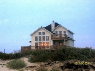 Beachfront home with Private Walkway to Beach - Surfside Beach vacation rentals