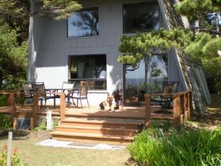 QUIET & BEAUTIFUL A-FRAME ON THE BEACH! - Seal Rock vacation rentals