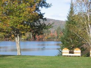 Cottage on Mirror Lake in Whitefield, NH - White Mountains vacation rentals