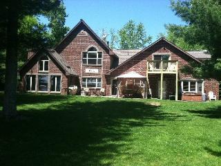 Paradise on Lake Noquebay...a lake never busy - Wisconsin vacation rentals