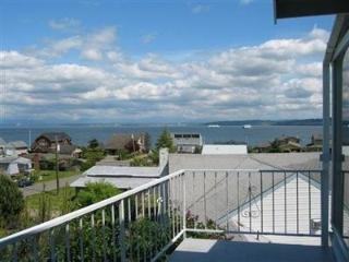 Ocean and Mountain View House on Whidbey Island - Clinton vacation rentals