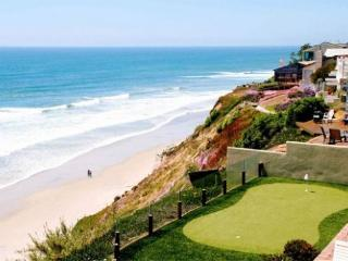 Oceanfront Vacation Rental w/ Spa, E059-0 - Encinitas vacation rentals