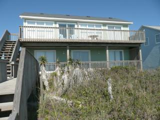 Direct Ocean Front Home - Great Location! - Topsail Island vacation rentals