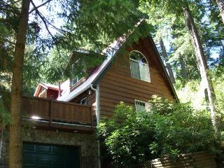 Romantic island get away waterview woods  hot tub - Lummi Island vacation rentals