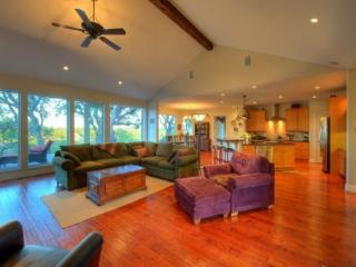 Huge Deck Overlooking Magical Hill Country - Texas Hill Country vacation rentals