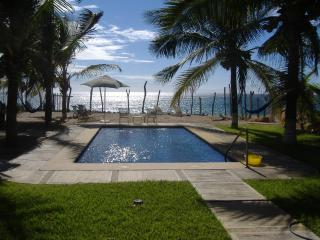 Traditional Mexican Beach House - Mexican Riviera-Pacific Coast vacation rentals