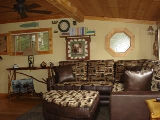 Waushara County Vacation Lake Home on Little Hills - Wisconsin vacation rentals