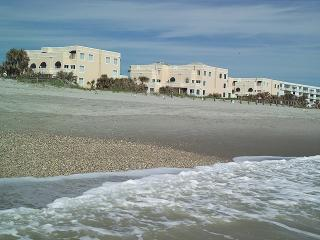 Quiet Oceanfront Beach Location-Royal Mansions - Cape Canaveral vacation rentals