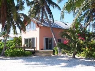 Beachfront home, private and gated beach estate - Summerland Key vacation rentals