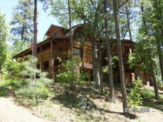 Log Cabin Lodge in the Cool Pines 5000+sf - Prescott vacation rentals