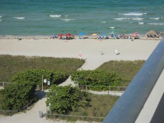 Incredible ocean view condo - Surfside vacation rentals