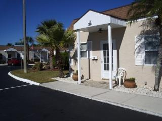 poolside condo..reserve now for April 2013 to Dec - New Port Richey vacation rentals