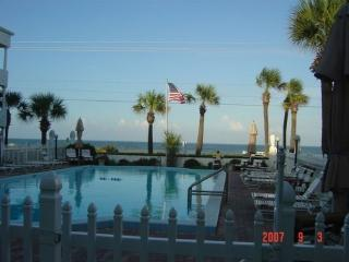 2 BR Fabulous Ocean/Pool View - Condo - Ormond Beach vacation rentals