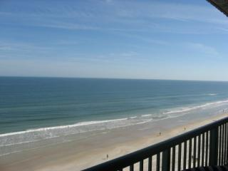 Brand New Luxurious Direct Oceanfront Jacuzzi Tub - Daytona Beach vacation rentals