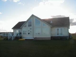 Glorious waterfront views across Brackley Bay - Prince Edward Island vacation rentals