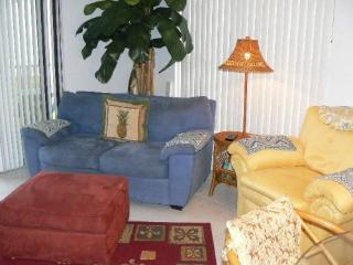 Ocean front corner unit 2nd floor Condo - Ormond Beach vacation rentals
