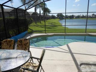 Luxury Lakeside Dream, South-Facing Pool,Free WiFi - Kissimmee vacation rentals