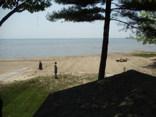Beachfront Home Waiting for you! - Northeast Michigan vacation rentals