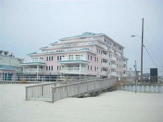 BEACH FRONT LUXURY CONDO - AWESOME VIEW - New Jersey vacation rentals