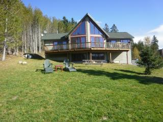 Rangeley Maine Vacation home, Mountains and Lakes. - Western Maine vacation rentals