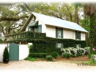 Beautiful & Charming Historic Cottage - Sea Island vacation rentals