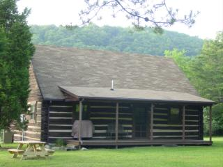 SIMPLY COUNTRY LOST RIVER LOG CABIN - Baker vacation rentals