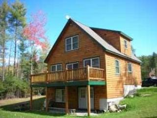 4 Bed Log Home in the western mountains of maine - Sunday River Area vacation rentals