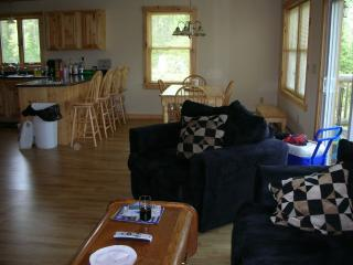 Log Home ( western mountains of Maine) 4 bedrooms - Sunday River Area vacation rentals